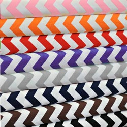 Chevron Custom Sheet