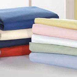 Moses Basket Poly/Cotton Sheets - Set of 12