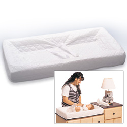 Merveilleux Four Sided Changing Table Pad