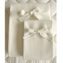 Organic Puddle Pad Cradle Mattress Pad
